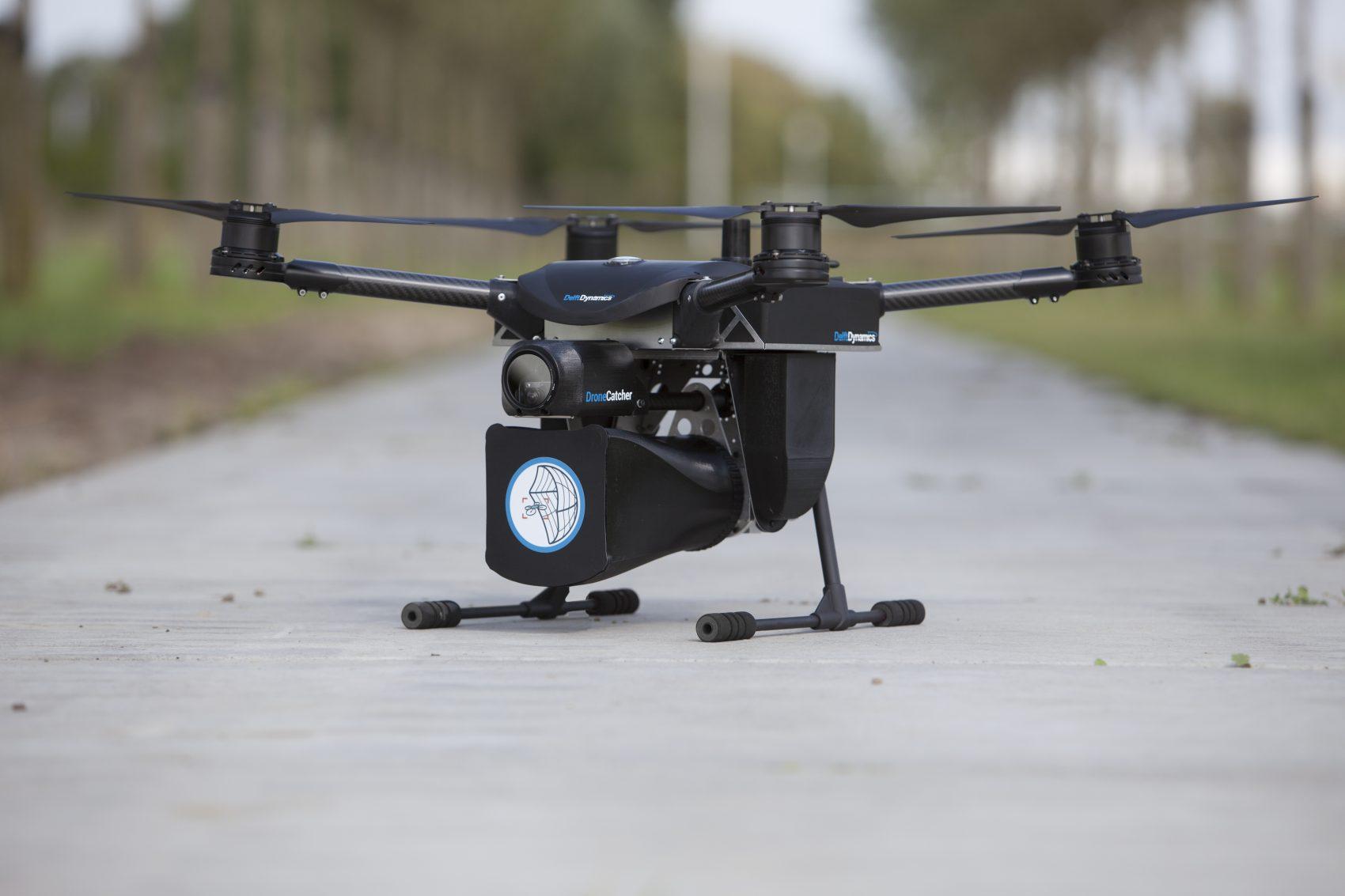 DroneCatcher | Delft Dynamics